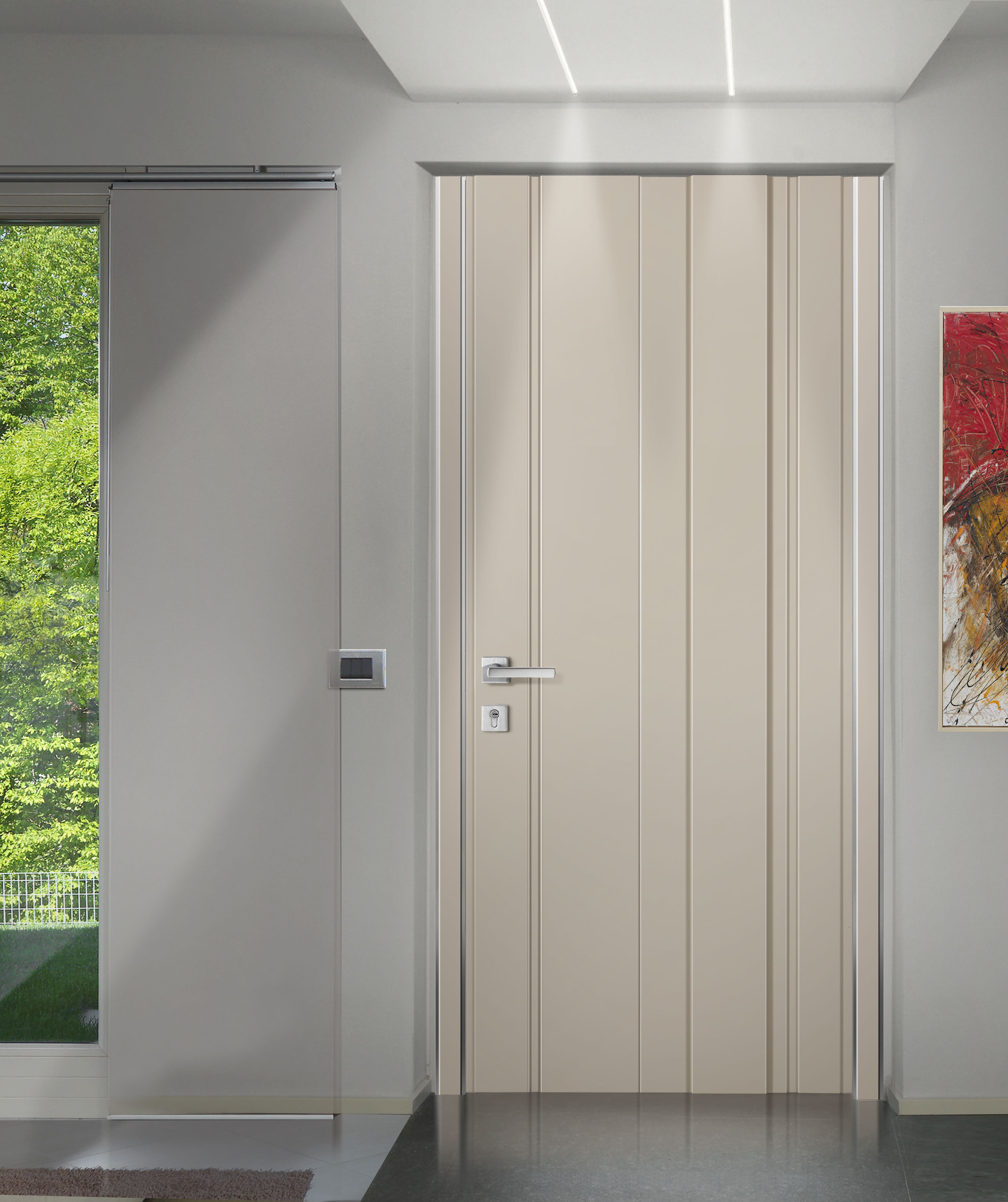 Porte blindate monza di fazio porte e finestre for Alias blindate