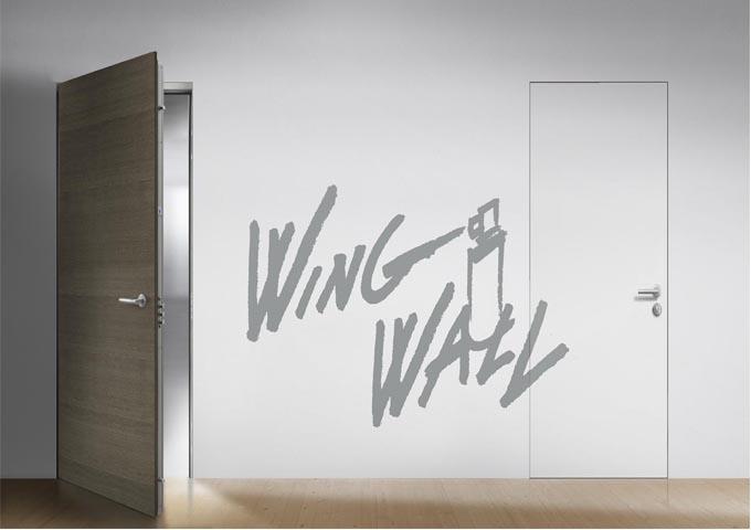 Porte raso muro di fazio porte e finestre - Porte raso muro ...
