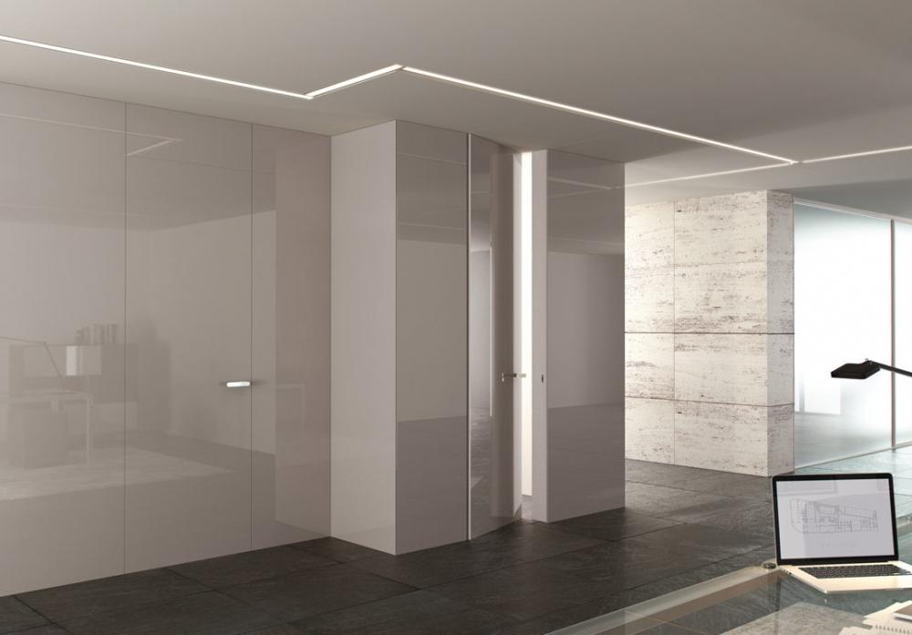 Porte a filo muro di fazio porte e finestre - Porte salvaspazio per interni ...